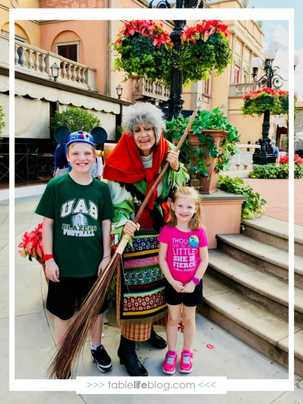 Homeschooling at EPCOT - Pavilions at the World Showcase