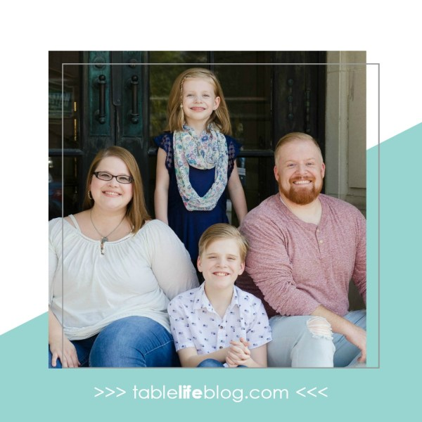 Table Life Blog - About the Copeland Family