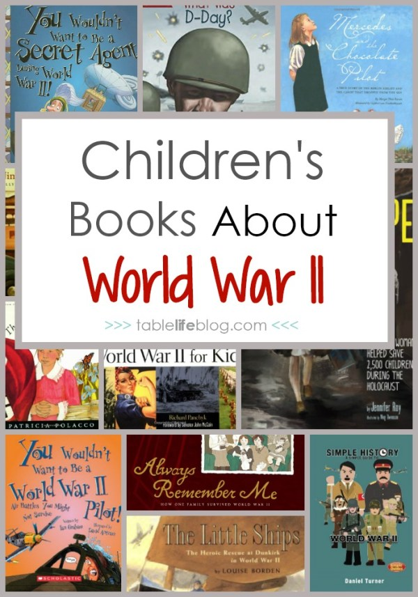 What to Read: Children's Books About World War II