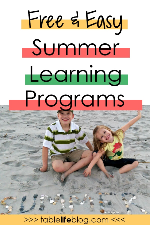10 Free Programs to Add to Your Summer Learning Plans