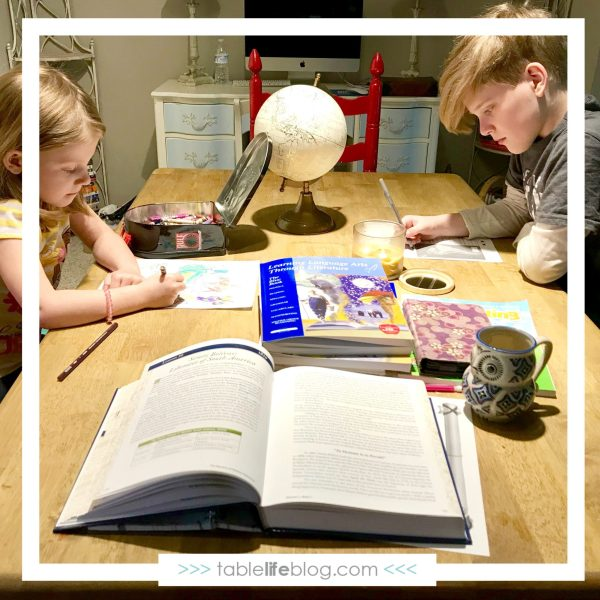 Still Done by Noon: An Updated Look at a Typical Homeschool Day