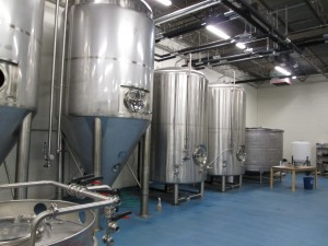 Hellbender high efficiency brewing