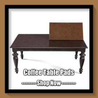 TABLE PADS Custom Made DINING ROOM TABLE Pad Protectors - Custom made table protectors