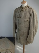 Grey Serge Frock 1884 Guards