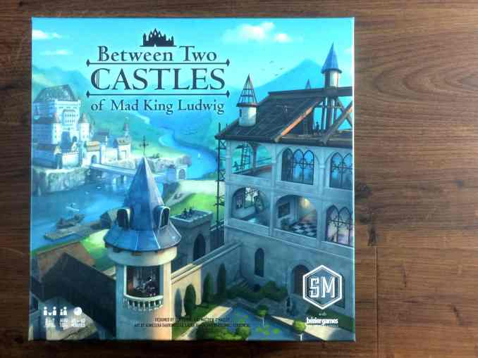 Between Two Castles of Mad King Ludwig (Unboxing)