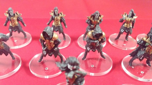 Blood Bowl Dark Elves (16)