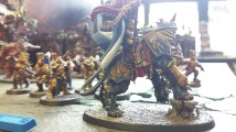 Stormcast Eternals getting ready to cleanse the realms of all taint.