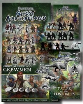 Ghost Archipelago Contents