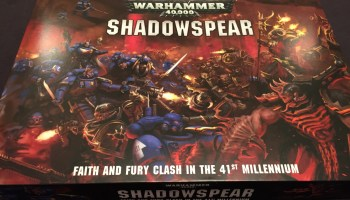 Warhammer 40,000: Wrath & Glory Interview with Ross Watson