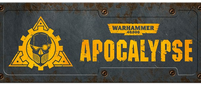 Warhammer 40,000: Apocalypse - Review - Tabletop Games UK