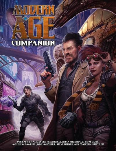 The Modern Age Companion Cover
