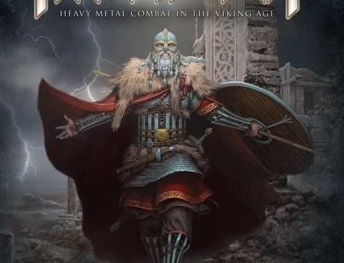 Ragnarok is lavishly illustrated with evocative images of fantasy viking warriors and their enemies