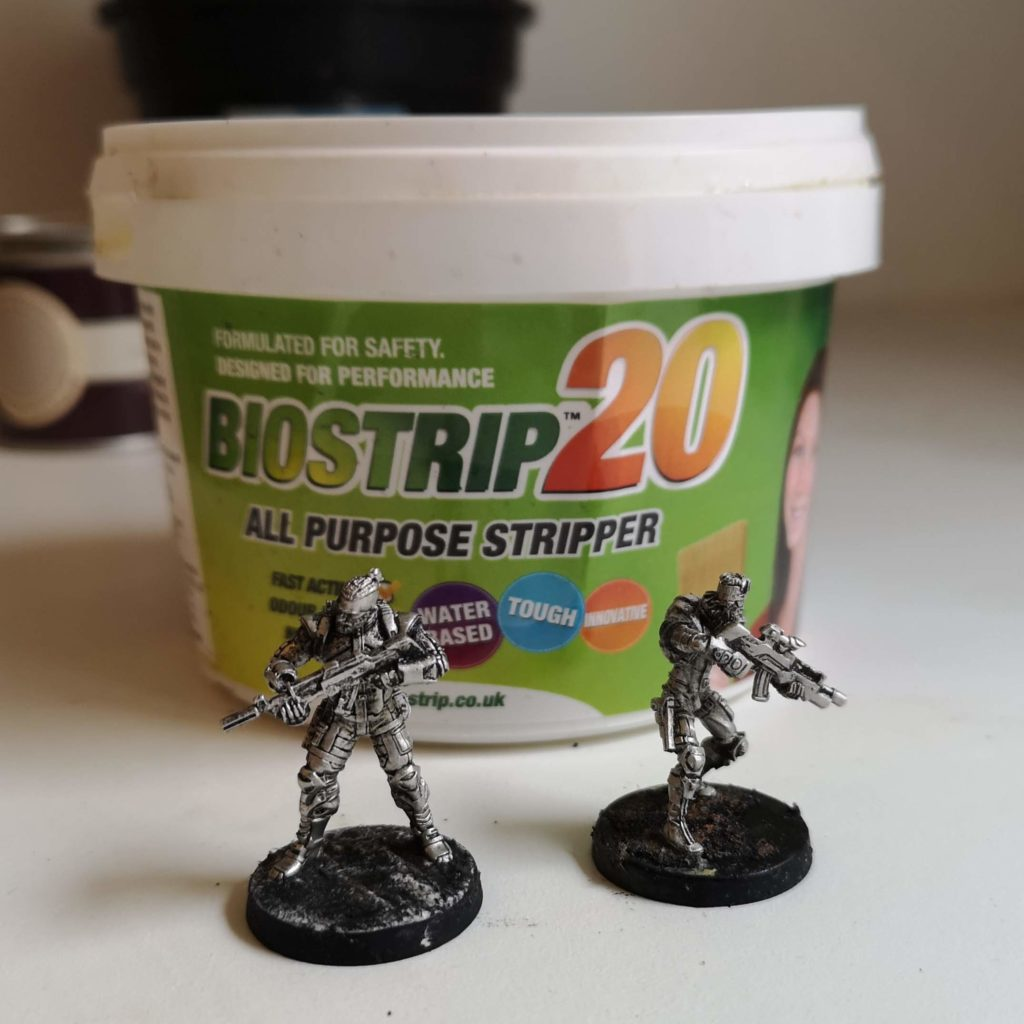 BioStrip Stage 1