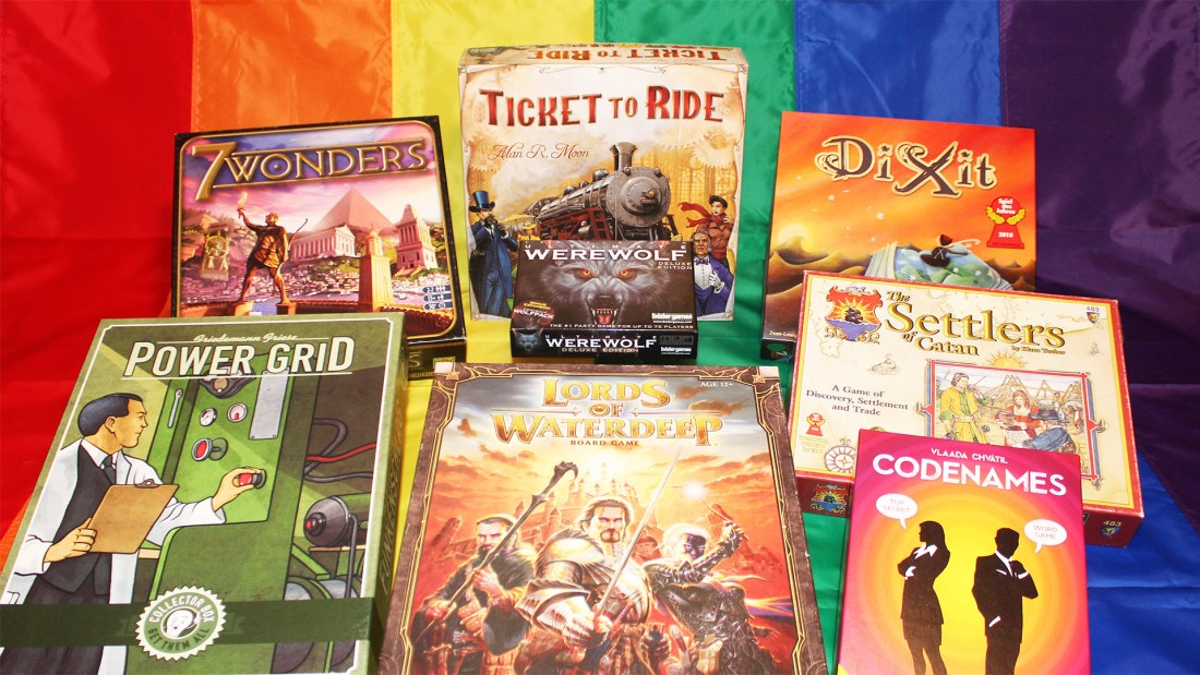 Gayme Night Board Games