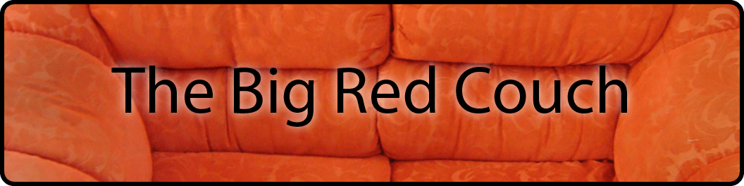 The Big Red Couch