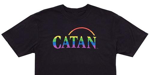 CATAN Pride Tee