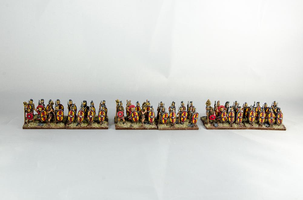 15mm Westwind Römer Tabletop Legionäre
