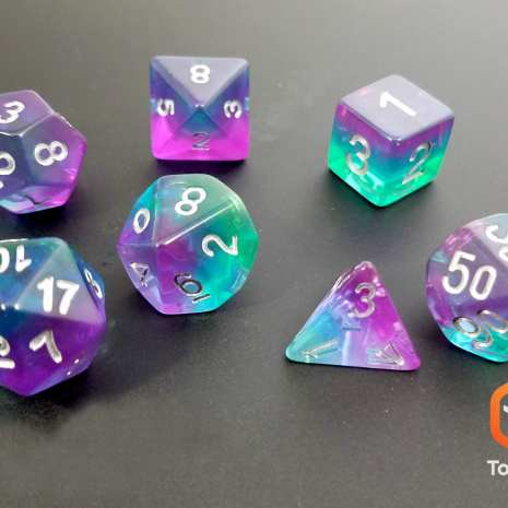 Tabletop Loot - Crystalline Fluorite