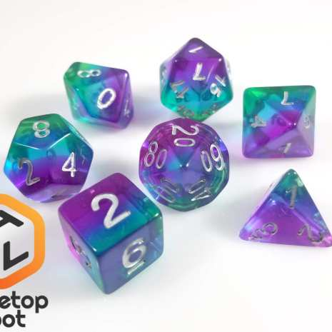 Tabletop Loot - Crystalline Fluorite3
