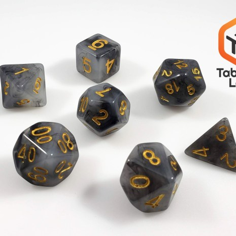 Tabletop Loot - Crystalized Smoke