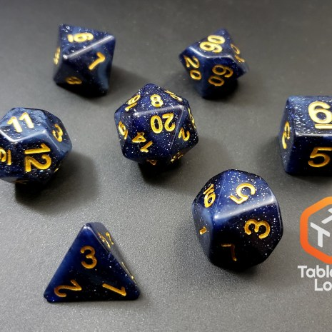 Tabletop Loot - Starry Twlight