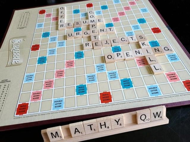 scrabble word recruiting terms empathy