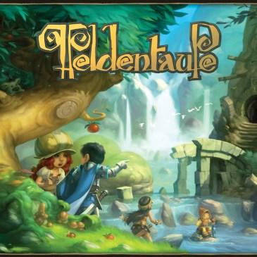 Kickstarter: Heldentaufe