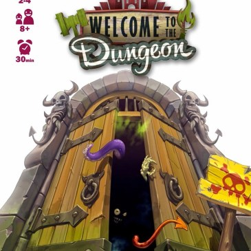 Review: Welcome to the Dungeon