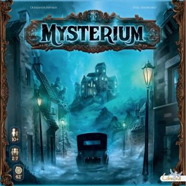 News: Mysterium