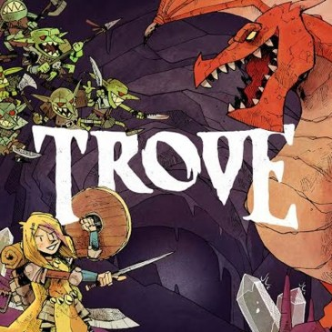 Kickstarter: Trove: The Crystal Caverns