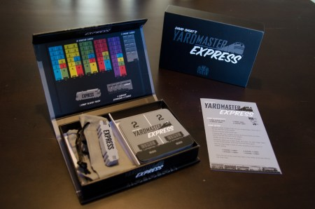 Yardmaster Express - Content