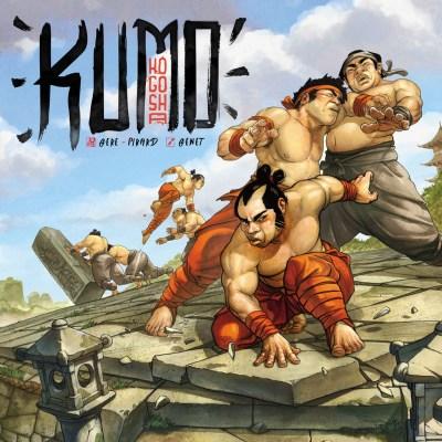 Kumo Hogosha - Cover