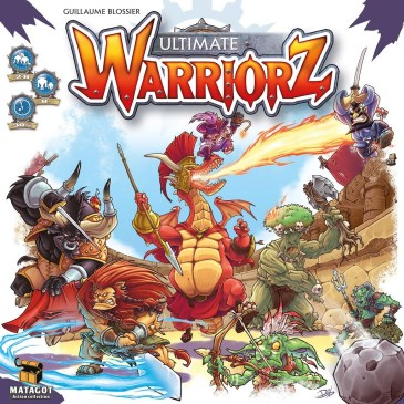 Review: Ultimate Warriorz