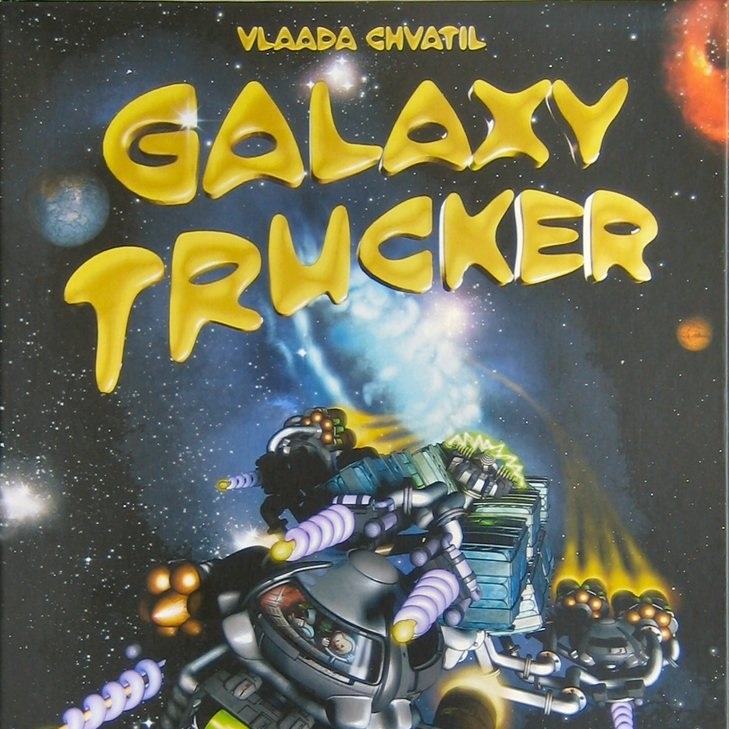 Review: Galaxy Trucker - Tabletop Together image