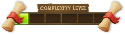 Complexity Level 1 / 6