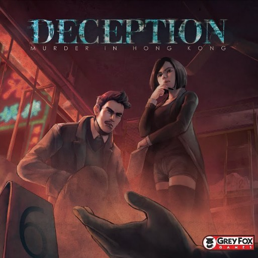 Review: Deception: Murder in Hong Kong