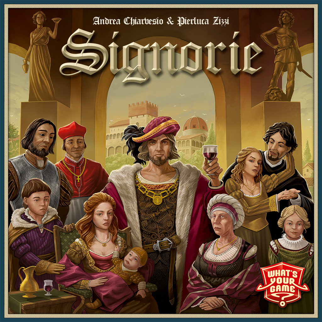Review: Signorie
