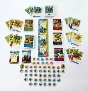 Imperial Settlers: Atlanteans - Contents