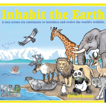 Review: Inhabit The Earth