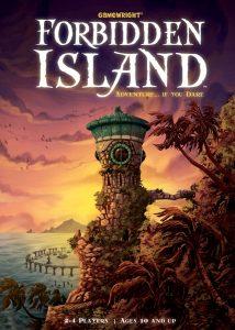 Forbidden Island - Cover