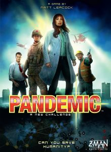 Pandemic - Cover
