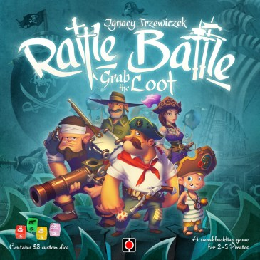 Review: Rattle, Battle, Grab the Loot