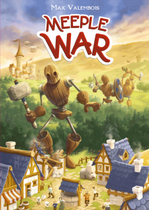 Meeple War - Cover