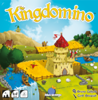 Kingdomino - Cover
