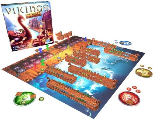 Vikings on Board - Components