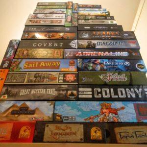 Essen SPIEL '16 - Games & Expansions