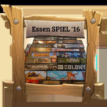 Essen SPIEL '16