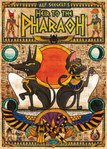 Heir to the Pharaoh - Cover