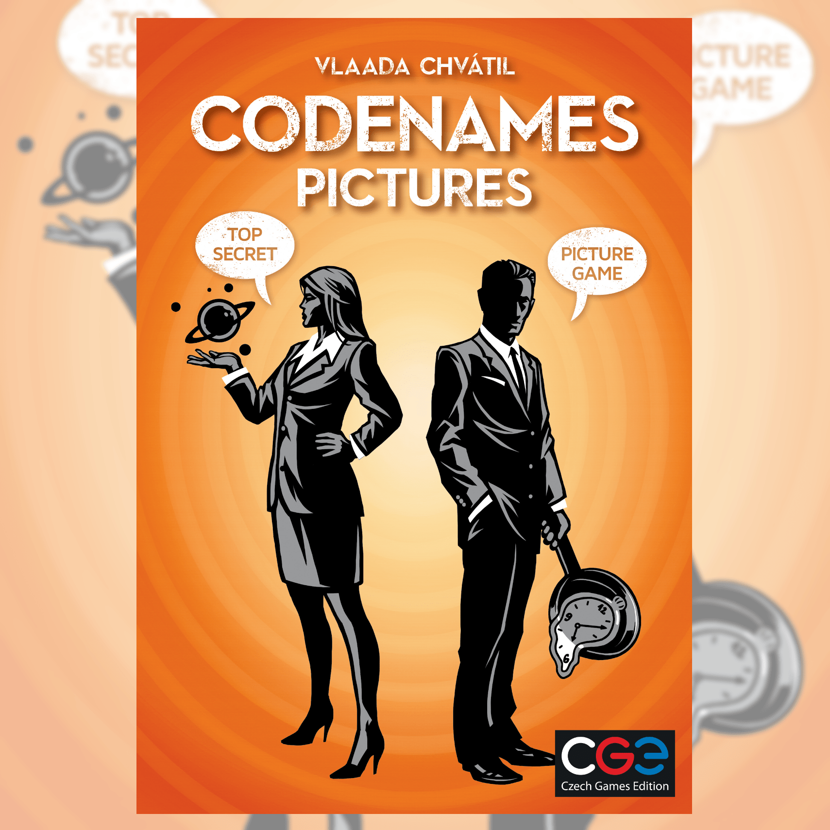 Review: Codenames: Pictures