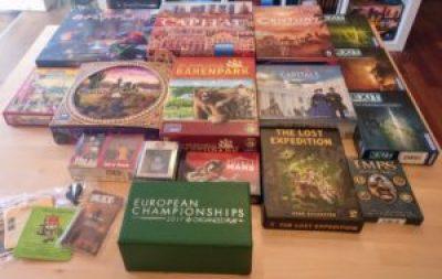 UK Games Expo 2017 Loot